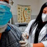 Habilitan punto de vacunación covid en el Romelio Martínez