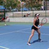 El Mundial Juvenil tiene sus campeones en dobles: dos latinos y dos europeas