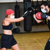 Ponte a prueba con el boxeo como entrenamiento