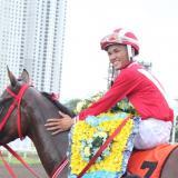 José Morelos, el loriquero que brilla en la equitación
