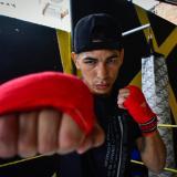 Pablo 'el Trencito' Carrillo: una vida de lucha, sacrificio y boxeo