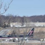 Avión del expresidente Trump, abandonado en un aeropuerto de Nueva York