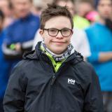 Actor británico con Down habla de cinco mitos sobre el síndrome