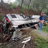 Una mujer muerta y 19 heridos deja accidente en vía al Cesar