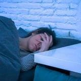 Los problemas de sueño pueden ser un factor de riesgo para la covid-19
