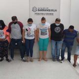 Capturan a presuntos ladrones de relojes de alta gama y mercancía