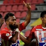 Tolima 0, Junior 1: triunfo de oro