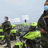 160 unidades reforzarán la seguridad en Barranquilla