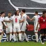 Vuelta a la normalidad: ganan Inglaterra, Alemania, Francia, Italia y España