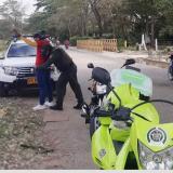 La Policía de Sucre aumenta operatividad en Semana Santa