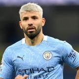 Sergio Agüero se irá del Manchester City a final de temporada
