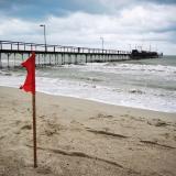 Cierran playas de Riohacha y Manaure por fuertes vientos