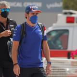 La insólita razón por la que Fernando Alonso debió salir del GP Baréin