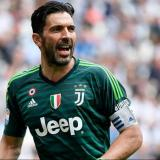 Una jornada de sanción y multa de 5.000 euros a Buffon por blasfemar en campo