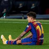 El viacrucis de Philippe Coutinho se traslada a Brasil