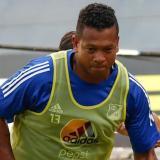 Fredy Guarín, detenido por la Policía de Medellín en medio de riña familiar