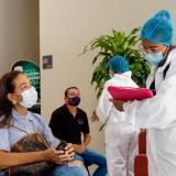En Semana Santa continuará la vacunación en Sincelejo