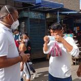 Se realizó jornada de sensibilización en el Mercado de Maicao