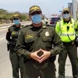 Policía Metropolitana reitera recomendaciones para prevención de la covid-19