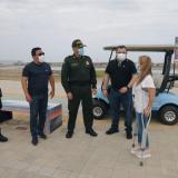 """""""En playas de Puerto Colombia acataron toque de queda y ley seca"""": Noguera"""