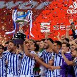 Real Sociedad vence al Bilbao y se proclama campeón de la Copa del Rey 2020