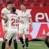 Atlético de Madrid se vara en Sevilla y Real y Barcelona se frotan las manos