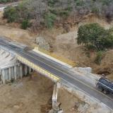 Avanza rehabilitación de vías secundarias y terciarias en Atlántico