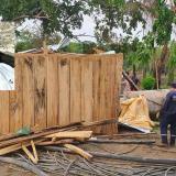 Obrero murió al caerle un árbol en Aracataca, Magdalena