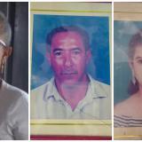 Tres miembros de una misma familia murieron por balas perdidas