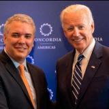 Estados Unidos: Duque habla con secretario de Estado Antony J. Blinken