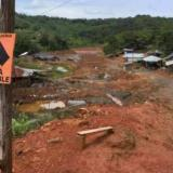 Entregan pagos a mineros artesanales en El Alacrán