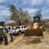 Detectan extracción irregular de material de construcción que enviaban a Ruta del Sol III