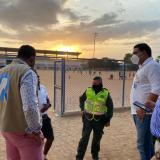 Contagios covid: Cierran escenarios deportivos en Riohacha