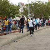 Denuncia por demoras en toma de muestras covid en Barranquilla