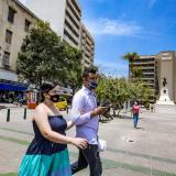 Gremios respaldan las medidas de Pumarejo y Noguera