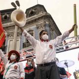 Presidencia de Perú en la recta final para votaciones