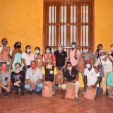 Llegan a Cartagena las Maletas Viajeras cargadas de cine agro e indígena