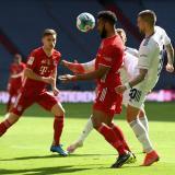 Bayern empata ante el Unión Berlín