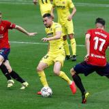 Osasuna venció al Villarreal de Carlos Bacca