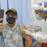 Alcalde de Cartagena se vacunó contra la covid-19