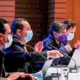 Alerta roja hospitalaria en Bogotá