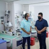 Instalan 25 camas uci en Santa Marta