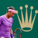Rafael Nadal cae ante un increíble Rublev en el Masters 1000 de Montecarlo