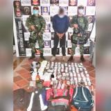 Capturan a quien pretendía ingresar 100 celulares, parlantes y DVD a La Tramacúa