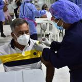 Se han aplicado 67.056 dosis en los municipios