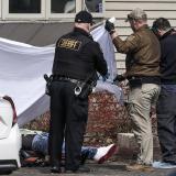 Tres muertos y dos heridos por disparos en un bar de EE. UU.