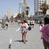 Israel se quita el tapabocas al aire libre en otro paso más hacia normalidad