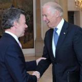 Santos pide apoyo a Biden para flexibilizar patentes de las vacunas contra la covid-19