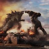'Godzilla vs Kong' lidera taquilla en Estados Unidos