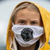 OMS recibirá donación de Greta Thunberg para reducir la desigualdad de la vacunación
